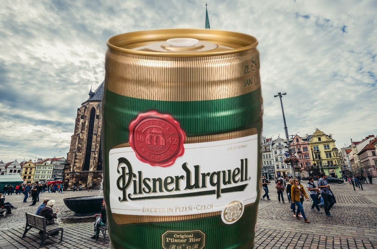 Pilsner Urquell recalls 5-liter mini kegs due to risk of explosion