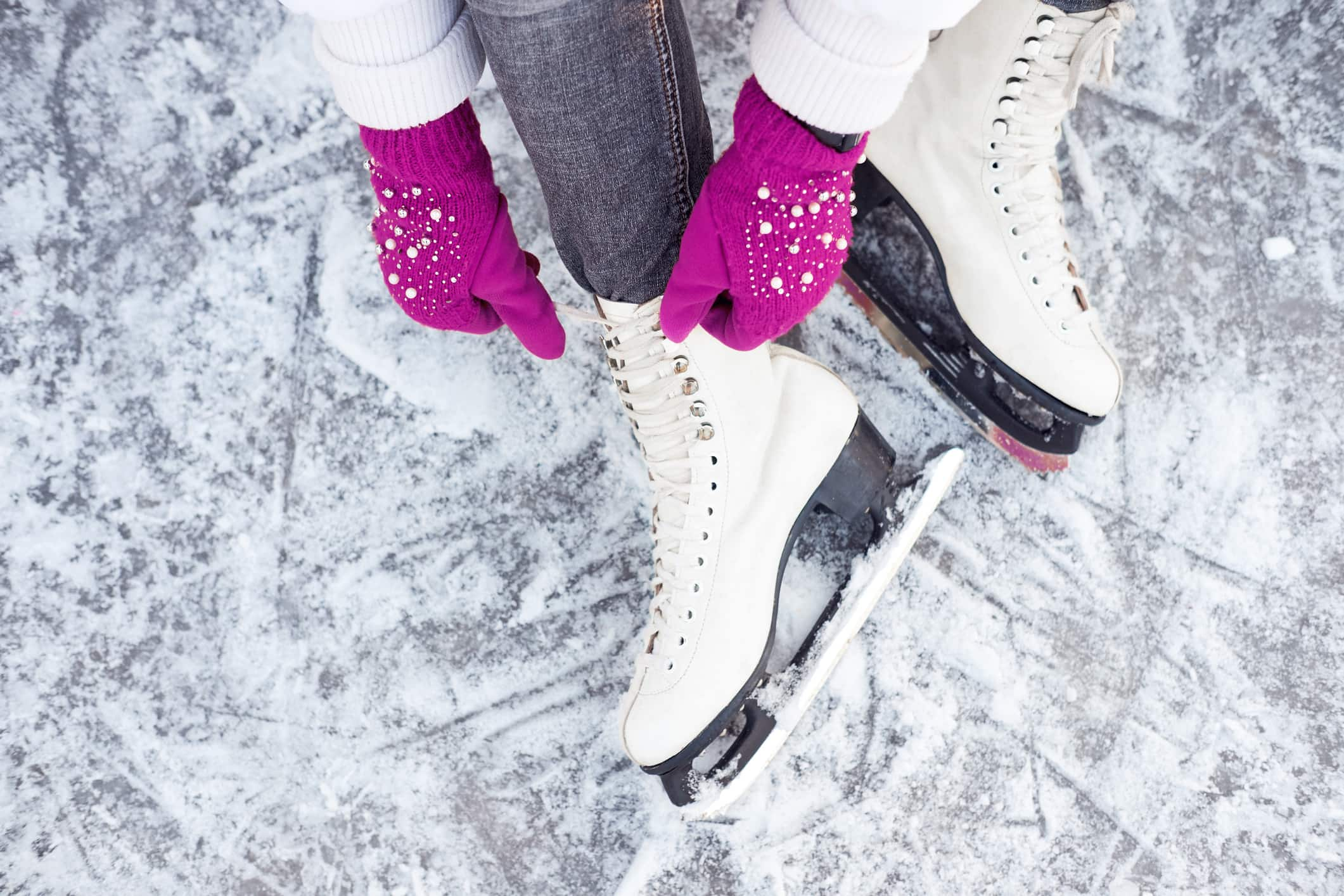A number of new ice-skating rinks to open across Prague