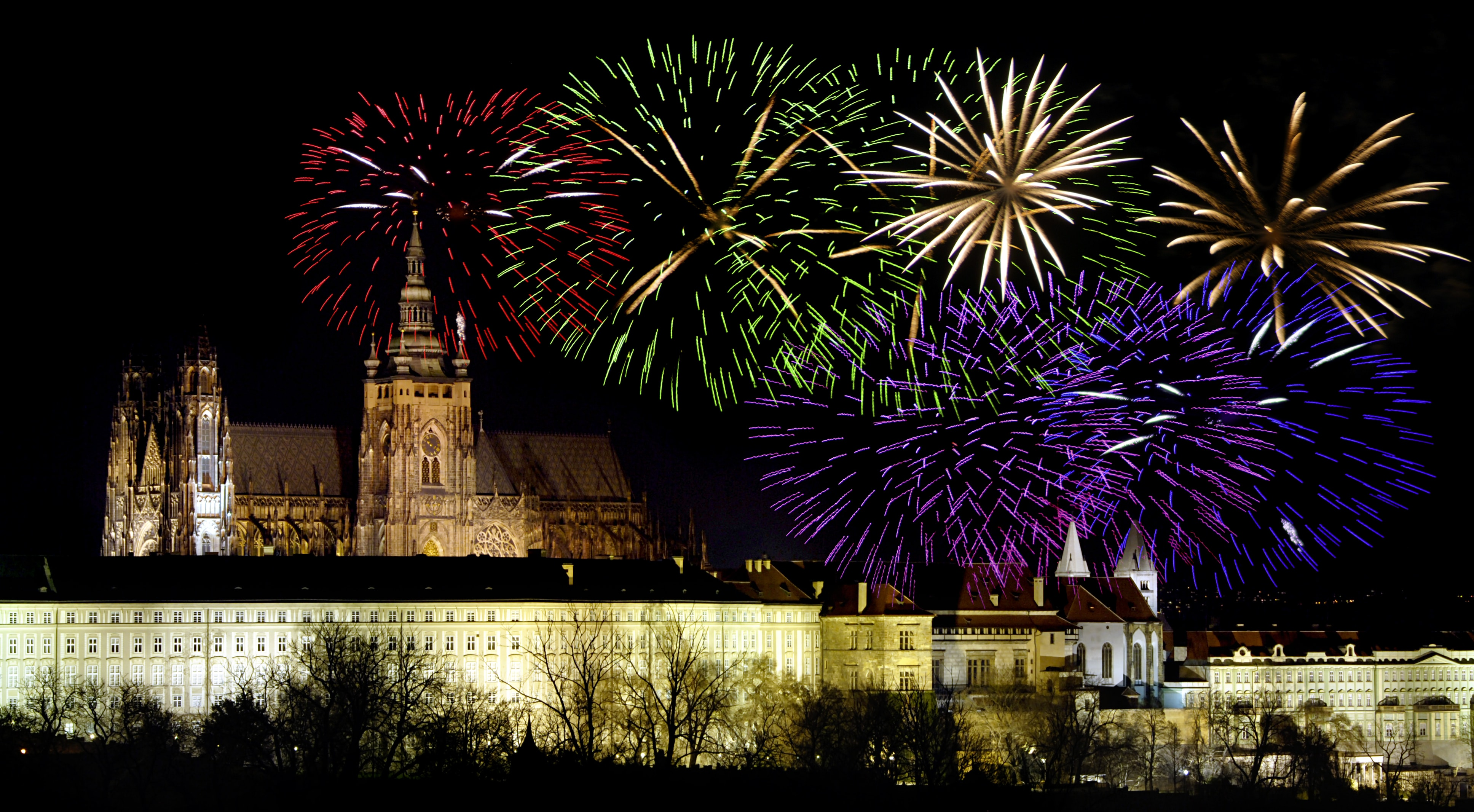 Fireworks, parties, and more: New Year's Eve in Prague 2018-19