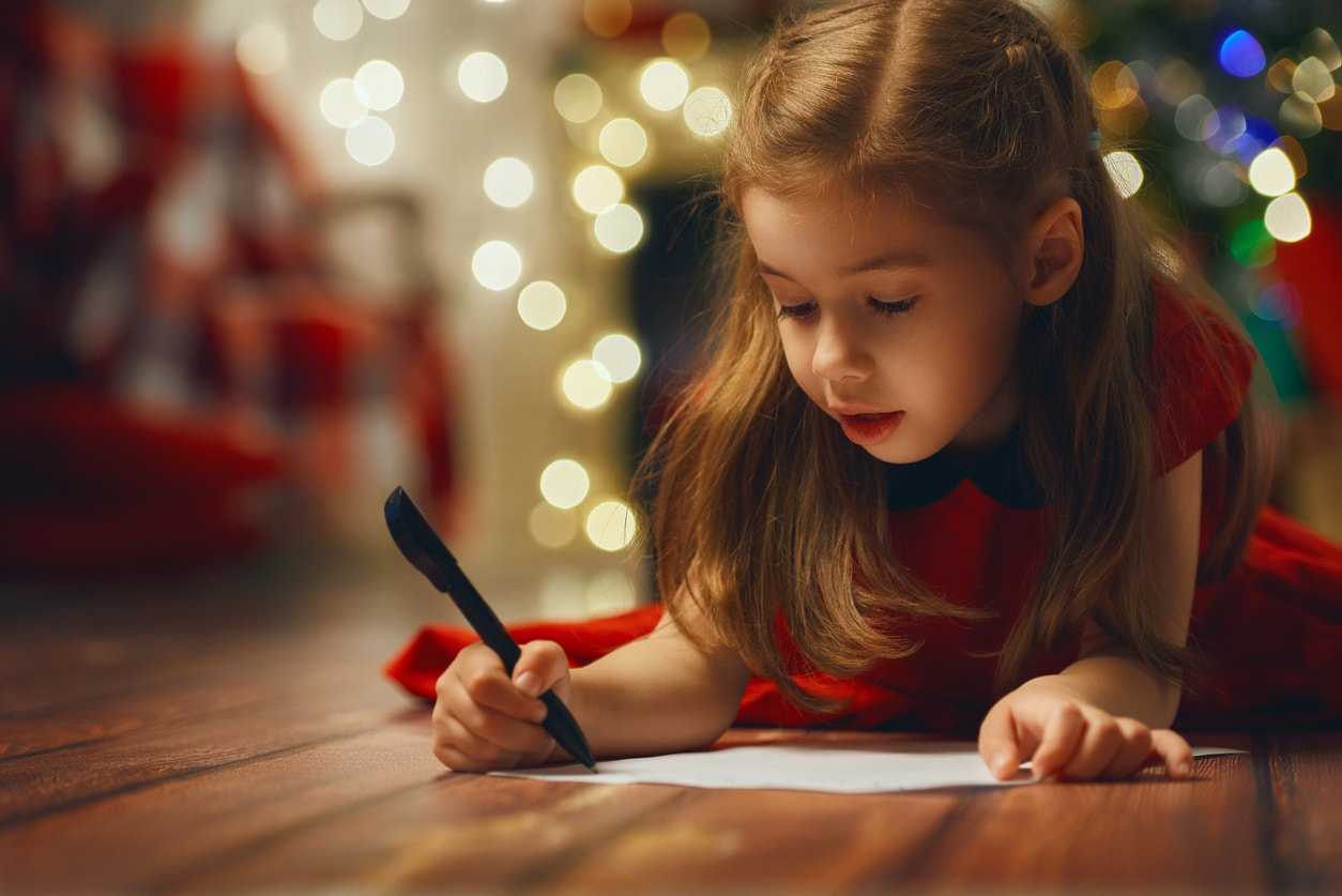 This holiday season, grant an underprivileged Czech child's Christmas wish