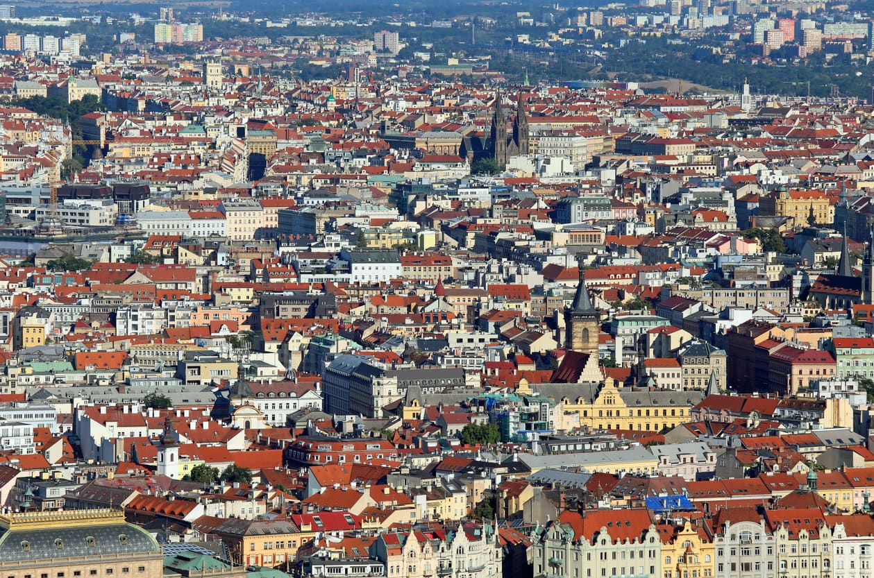 Prague housing prices are rising faster than rents, putting the squeeze on landlords