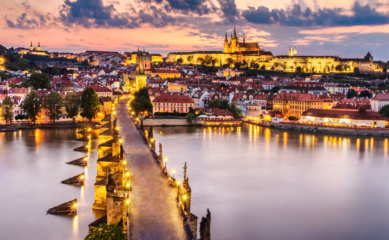 Prague ranks among world's top 20 most-visited cities, 4th in Europe