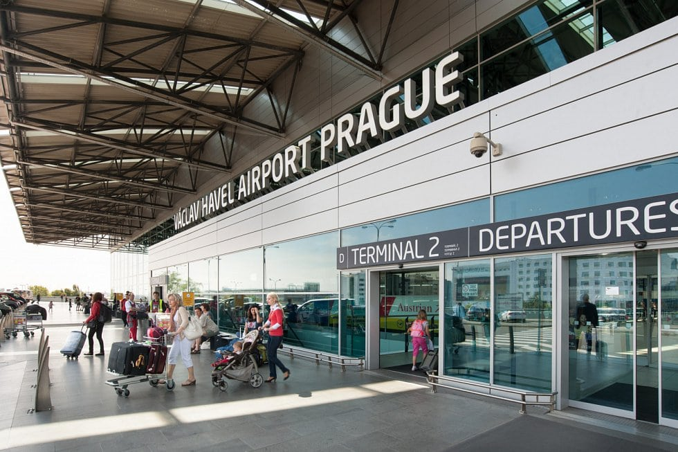 Prague's Václav Havel Airport welcomes record number of visitors in 2018