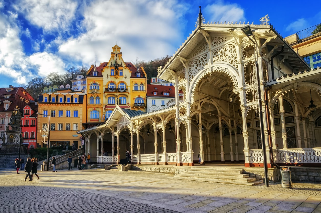 Czech spa towns submit bid for UNESCO status under Great Spas of Europe project