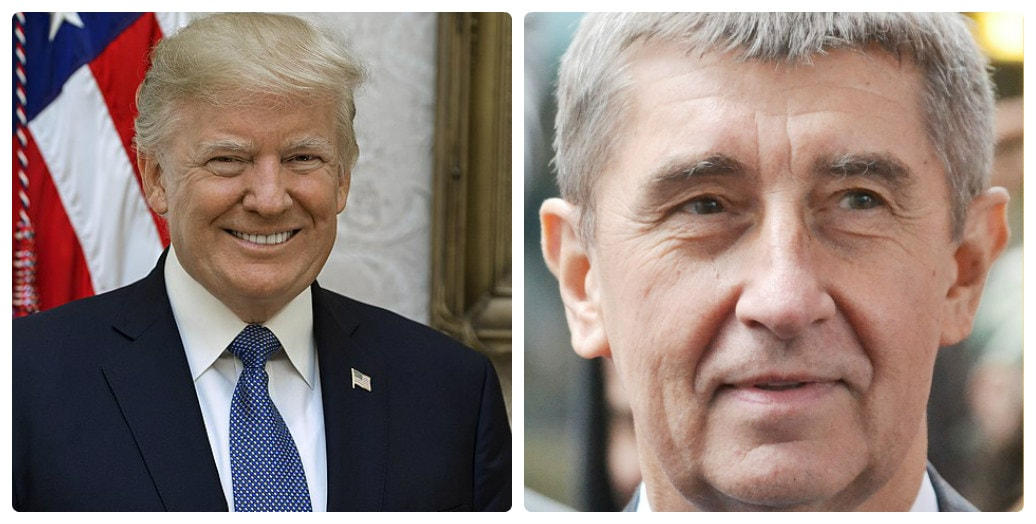 Czech PM Babiš to visit the White House next month