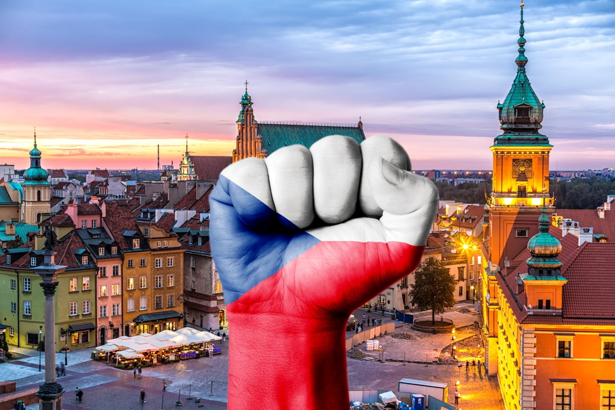 Polish opinion of Czechs highest among any nationality
