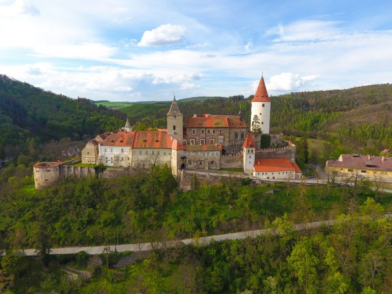 QUIZ: Can you name the fairytale Czech castle?