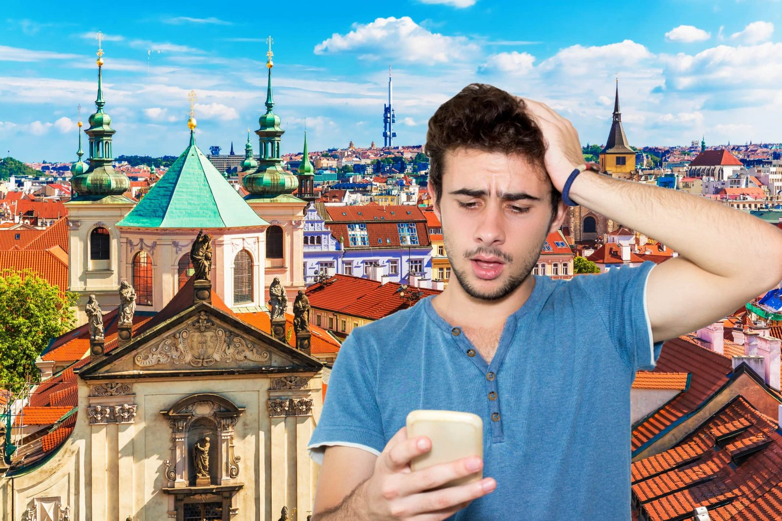 Czech mobile tariffs, among EU's most expensive, aren't getting cheaper