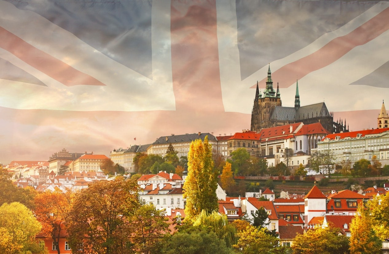 Confirmed: Brits in the Czech Republic to have two years' protection under hard Brexit