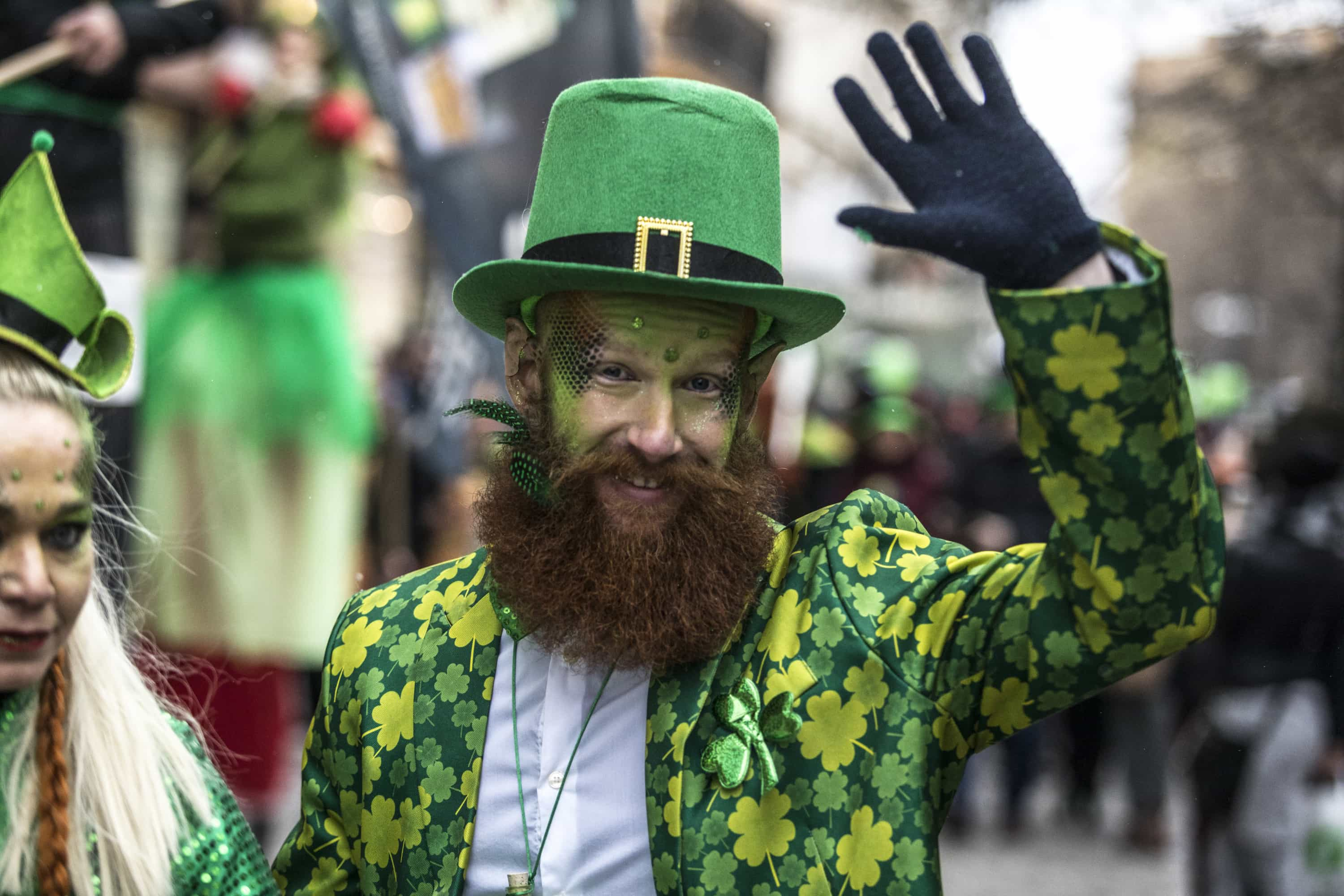 Irish cuisine, comedy, and craic: Prague goes greener than ever for St. Patrick's Day 2019