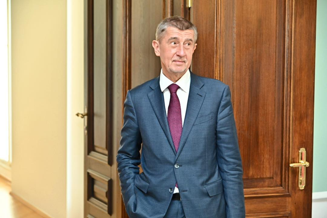Czech Prime Minister Andrej Babiš voices support for gay marriage