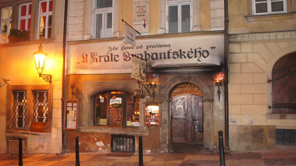Feast Game of Thrones style at Prague's medieval taverns