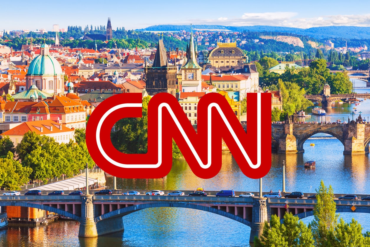 Czech-language CNN station to launch within next year