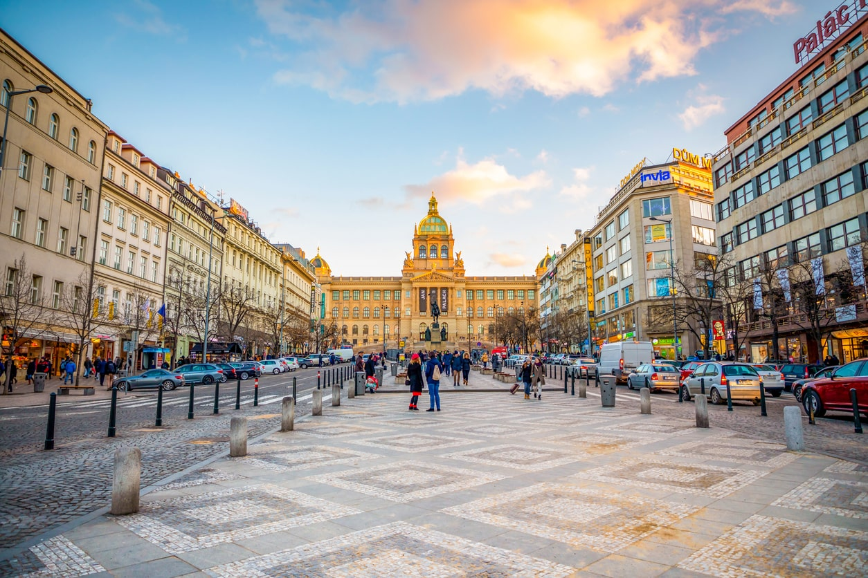 Two Prague attractions ranked among Europe's most underrated