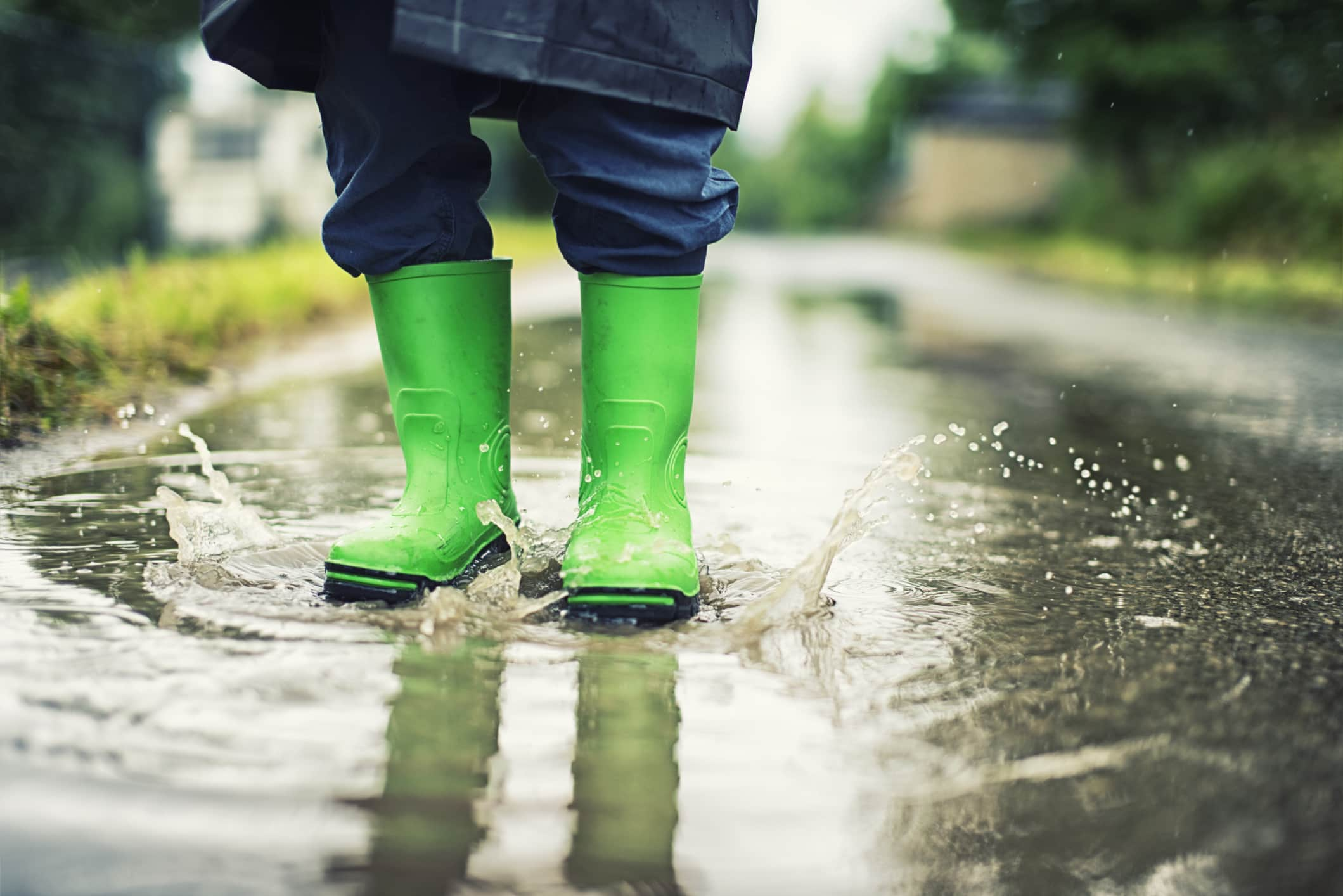 Prší, prší! 5 Czech idioms for heavy rainfall
