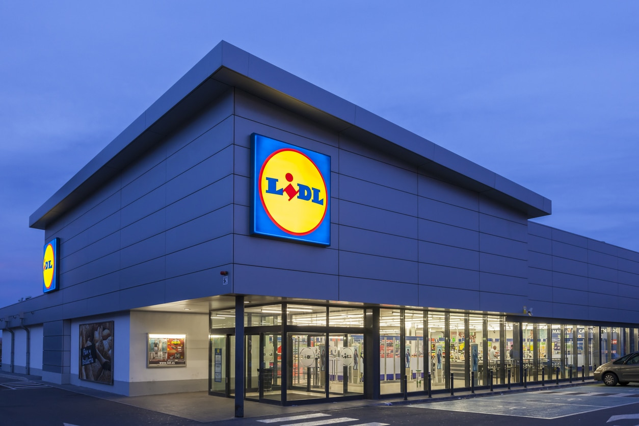 Lidl is now the Czech Republic's highest-rated supermarket