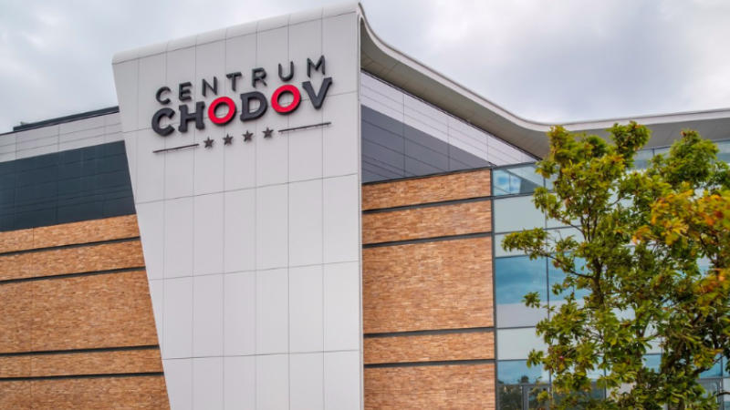 Centrum Chodov mall will get a new name in September, and host celebrity events