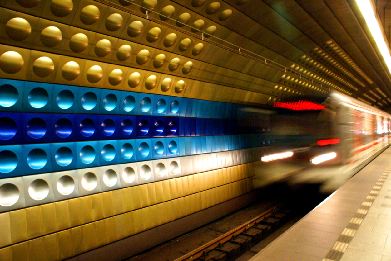 Prague plans to better integrate new metro lines with trains in the future
