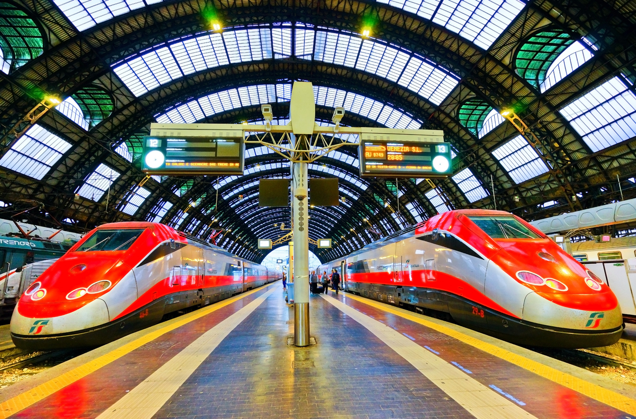 Prague to Dresden in less than an hour: new high-speed Czech rail network on the way