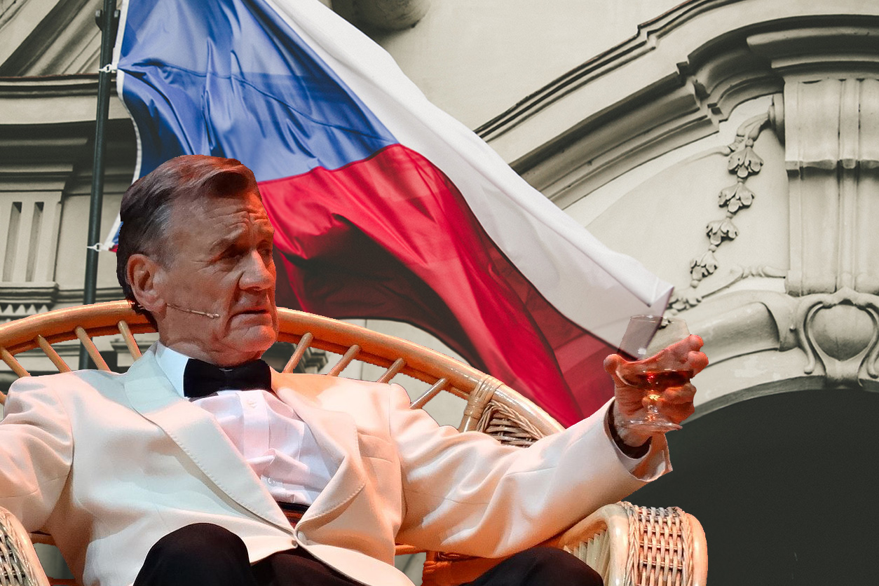 Czechs have the world's best sense of humor, says Monty Python's Michael Palin