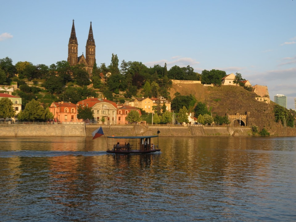 Prague's Vyšehrad offers some relaxing sightseeing away from the gridlocked crowds