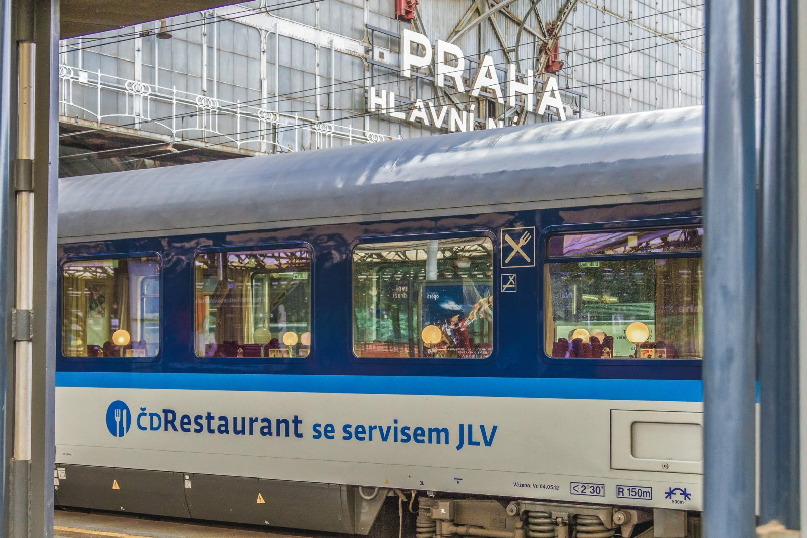 Eat your way from Prague to Dresden on a new train excursion for gourmets