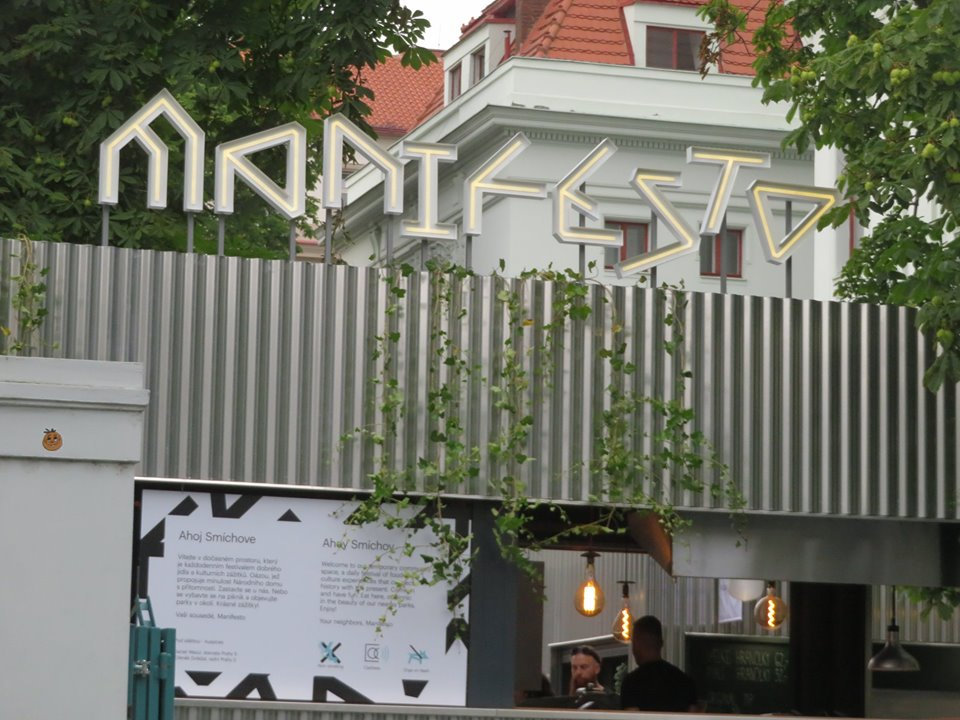 Prague's Manifesto Market opens its second branch in Smíchov, but it won't be there long