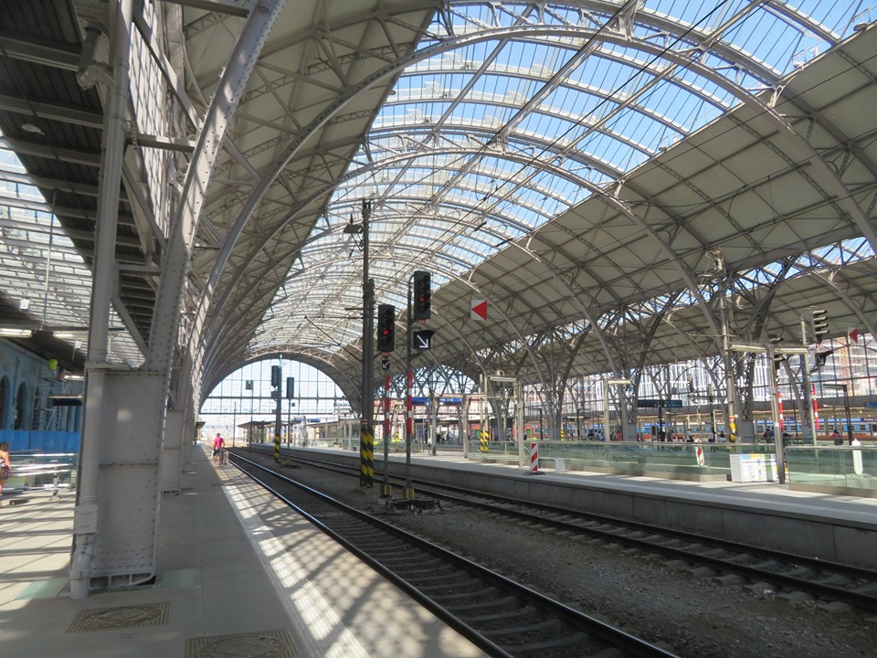 main train station