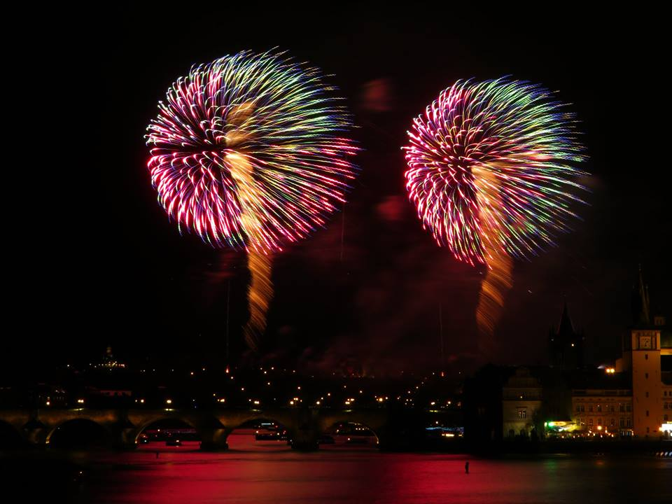 Will New Year's Day fireworks happen in Prague after all?