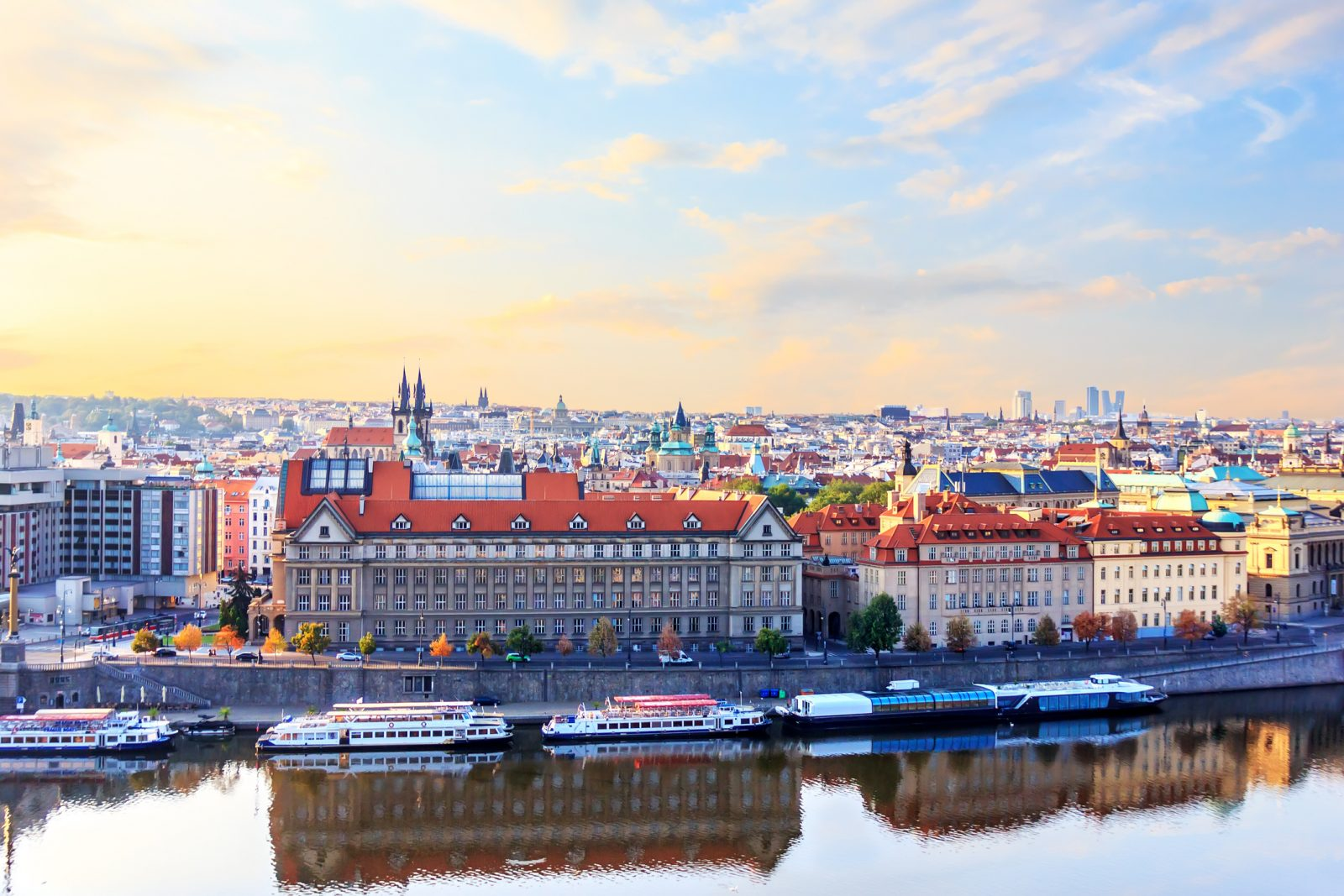 The top universities in the Czech Republic revealed in a new global ranking
