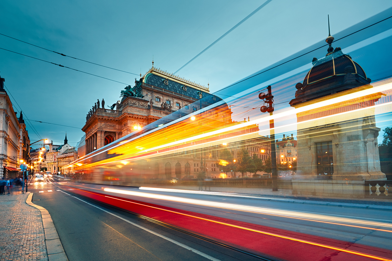 Prague's public transport rated 6th fastest in the world in new study
