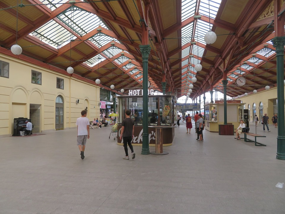 masaryk station
