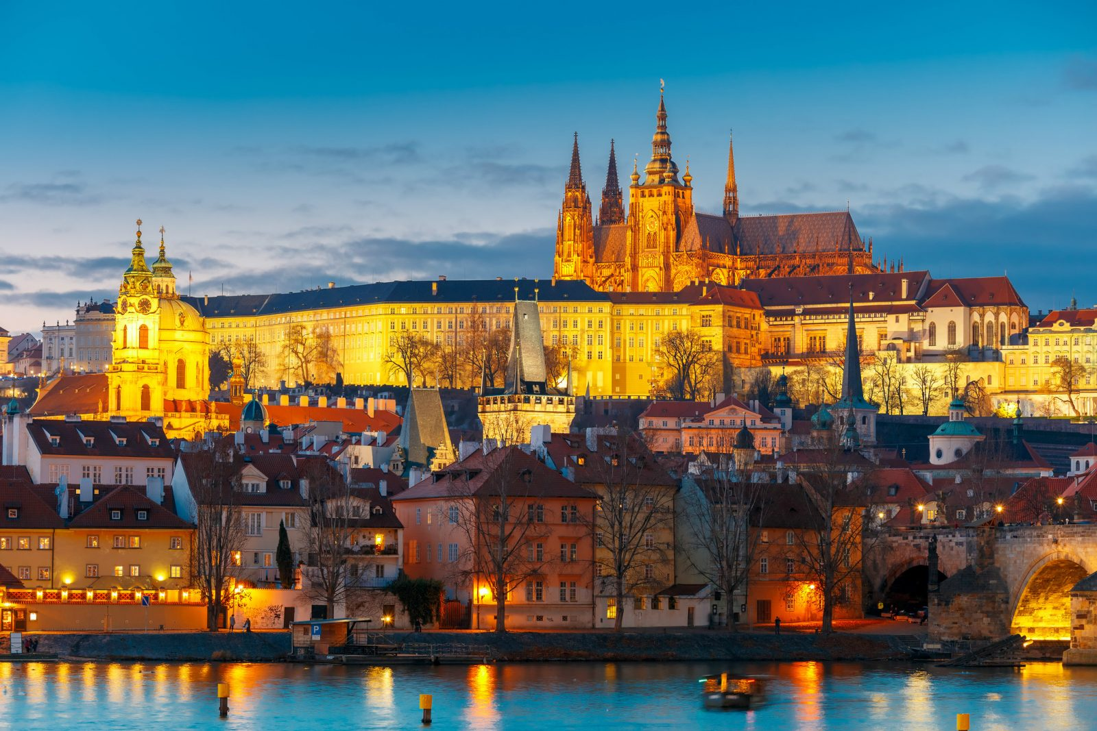 CNN: Prague Castle is one of the most beautiful castles in the world