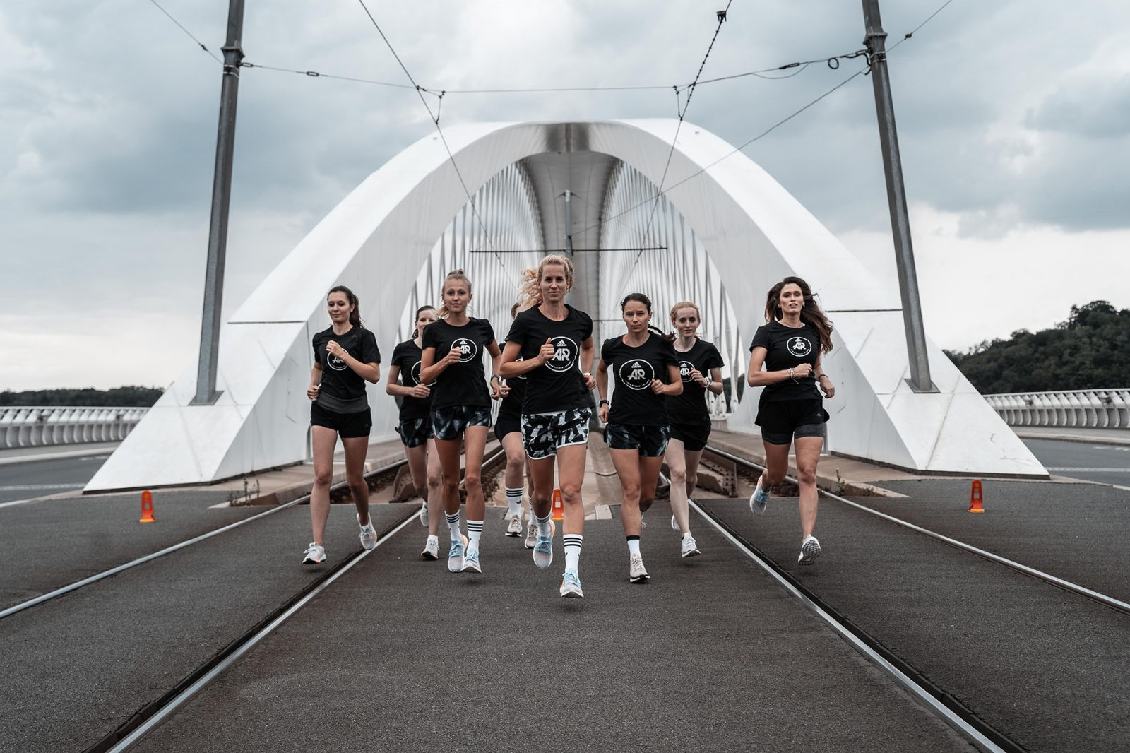 Adidas 'Runbase' project opens this week in Prague's Karlín district