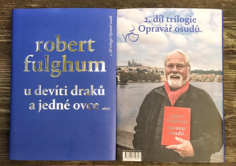 , 'I was a Czech in a previous life': author Robert Fulghum returns to Czech Republic for 25-city tour, Expats.cz Latest News & Articles - Prague and the Czech Republic, Expats.cz Latest News & Articles - Prague and the Czech Republic