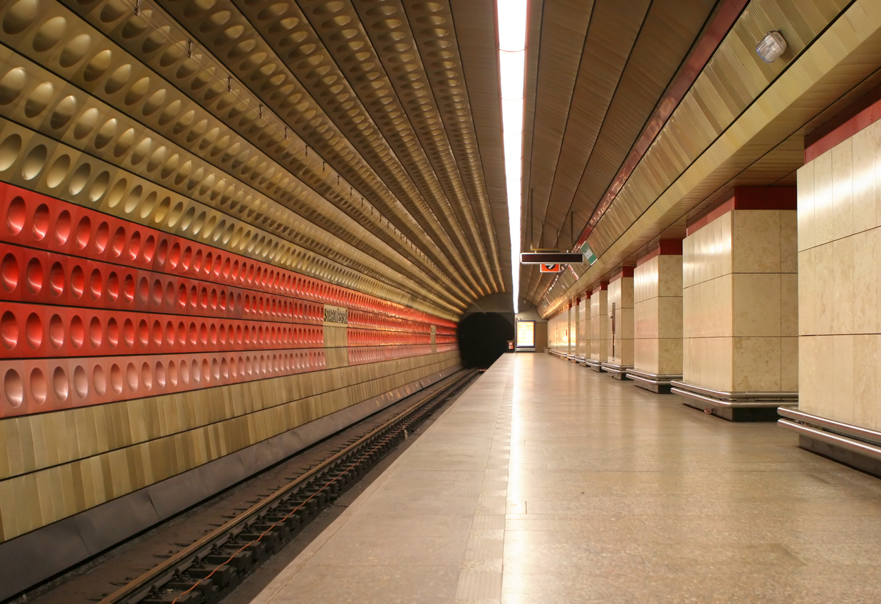 Prague's Staroměstská metro may get new exit just off of Old Town Square