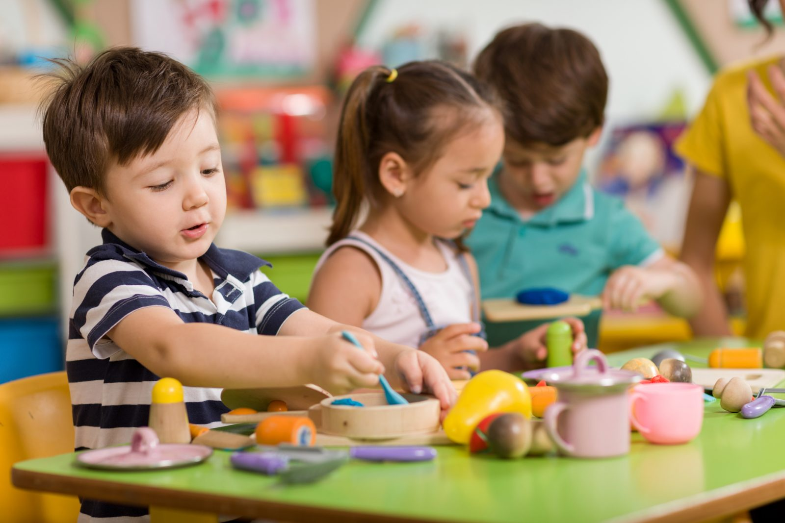 The Czech Republic has the second lowest number of available nursery schools in Europe