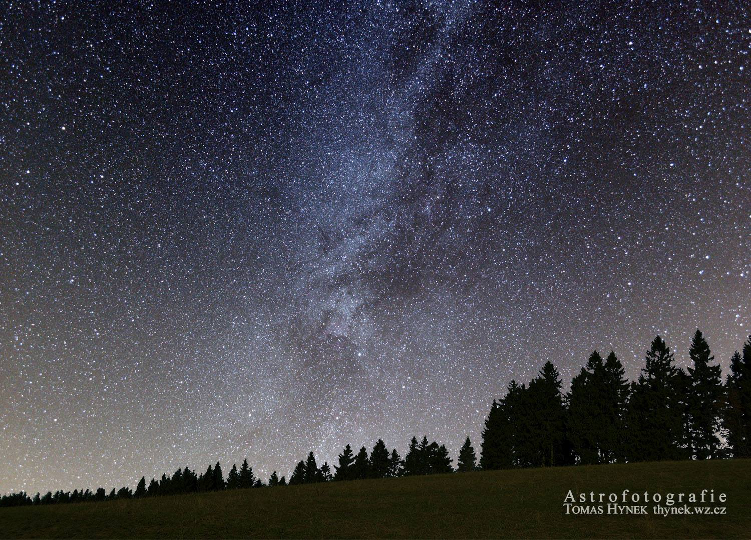 The Czech Republic's dark-sky parks, heaven for stargazers, are becoming endangered