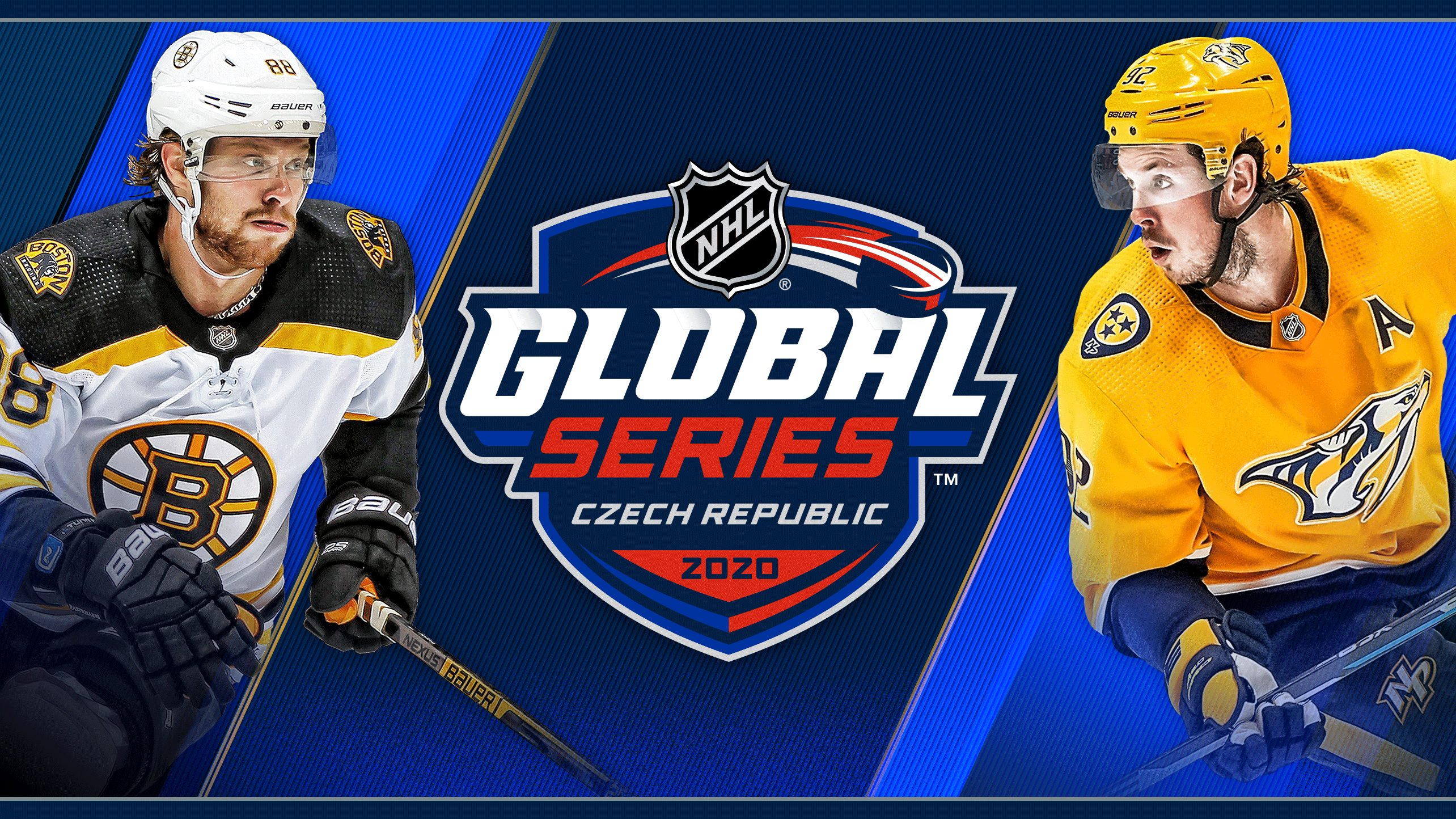 2020-21 NHL season to open in Prague as Boston Bruins take on Nashville Predators