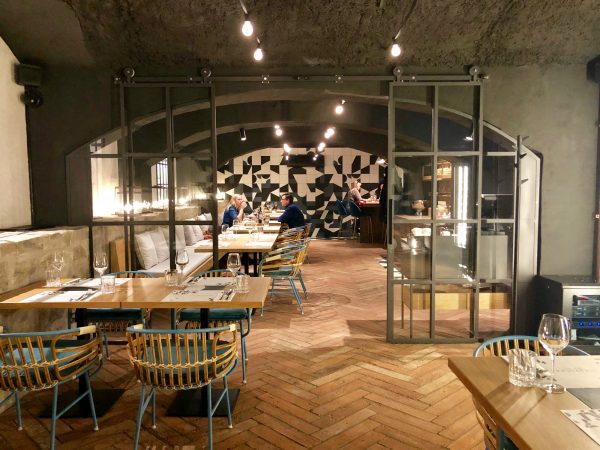 Bohemian Foodgasm discovers a divine risotto at Prague's new Dejvická 34