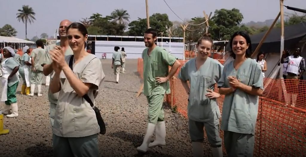 How working for Doctors Without Borders in Prague changed my life