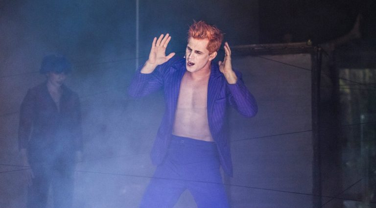 Bowie lives: Prague's hottest ticket is a multilingual Lazarus