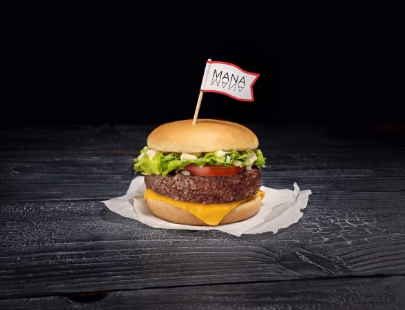 Revolutionary Czech-made veggie burger hits the local, US markets