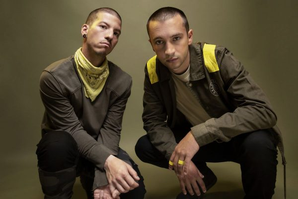 American band Twenty One Pilots is the first confirmed act for Colours of Ostrava 2020
