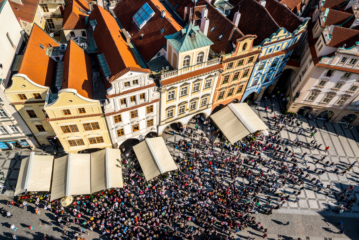 Czech Republic population rises to 10.68 million, largely due to immigration