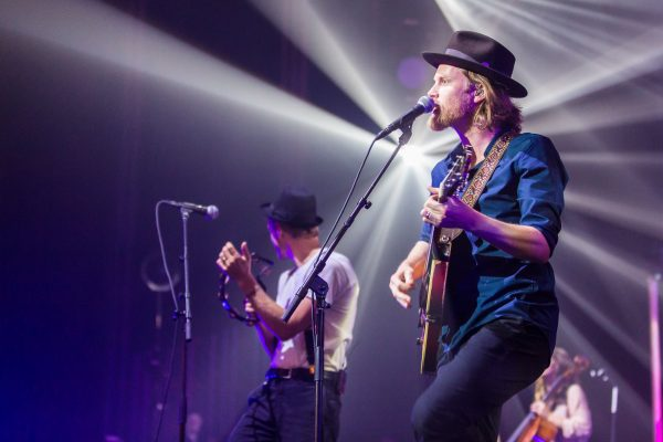 Just announced: The Lumineers to play Colours of Ostrava festival this summer