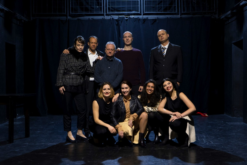 Dennis Kelly's dark comedy play Love and Money opens at Na Prádle in Prague