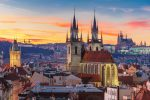 Prague's Old Town and Prague Castle, Czech Republic