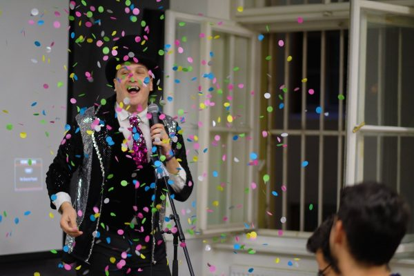Prague's only LGBTQ comedy troupe cracks jokes, topples barriers