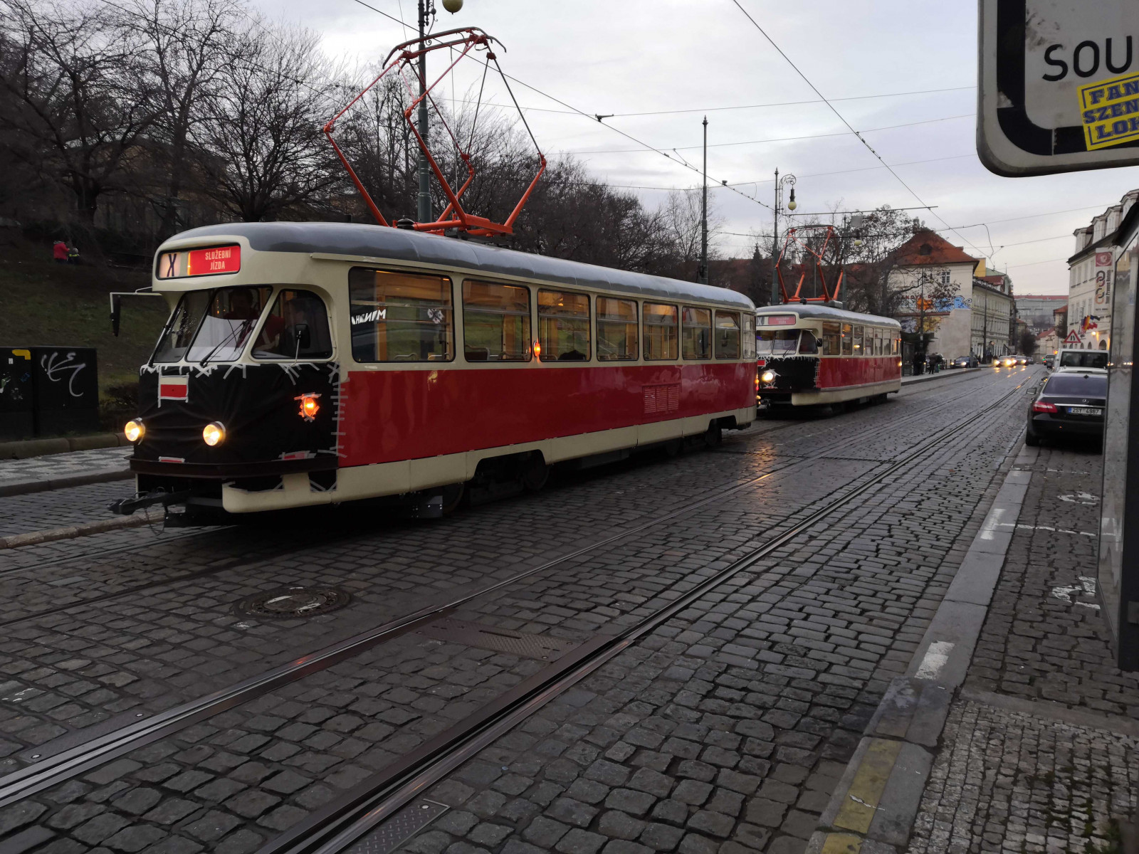 , After 56 years, Prague brings historic T2 trams back to the city's streets, Expats.cz Latest News & Articles - Prague and the Czech Republic